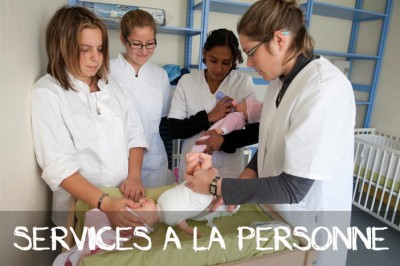Services à la personne_établissements de formation Sainte-Jeanne d'Arc