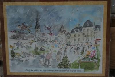 Ancienne implantation à Verneuil-sur-Indre