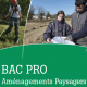 BAC Pro Aménagements Paysagers