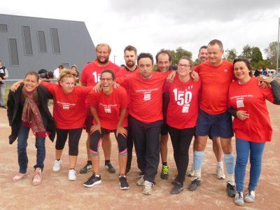 Rentrée 2017 : l'équipe des professeurs/éducateurs du Lycée Sainte Jeanne d'ARC